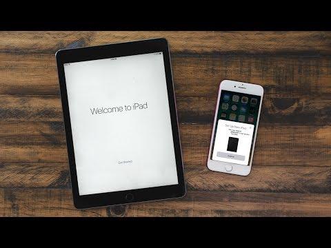 iOS 11 introduce un nuovo Setup automatico che semplifica la vita agli utenti