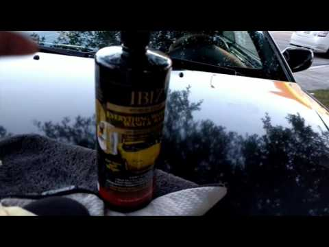 How to use car cleaning kit to  wash, clean and wax your car