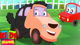 Baa Baa Black Sheep Nursery Rhymes And Kids Songs - Kids Channel