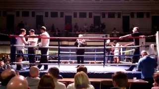 preview picture of video 'White Collar Boxing at York Hall Bethnal Green'