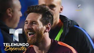 ¡Ódiame más! Lionel Messi  deja mal parados al América y a la Liga MX | Liga MX | Telemundo Deportes