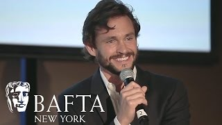 Hugh Dancy In Conversation   BAFTA New York