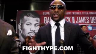 FLOYD MAYWEATHER CRITICAL OF JIM LAMPLEY; CLAIMS BIAS EVER SINCE HE LEFT HBO | Kholo.pk