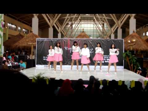 Apink-Mr Chu+LUV cover dance by EchoDanceHK - Hara G - Video