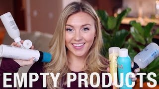 EMPTY PRODUCTS | February 2016