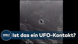 US-Marine bestätigt UFO Sichtung