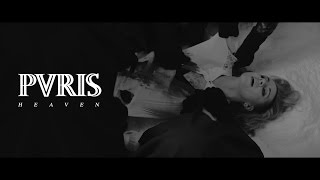 "Check out this PVRIS video for ""Heaven"" released last month They'll be in the house on 930"