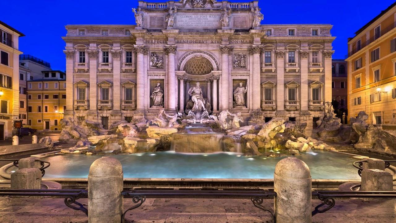 fontain, fontana, trevi, Fontana di Trevi, rome, italy