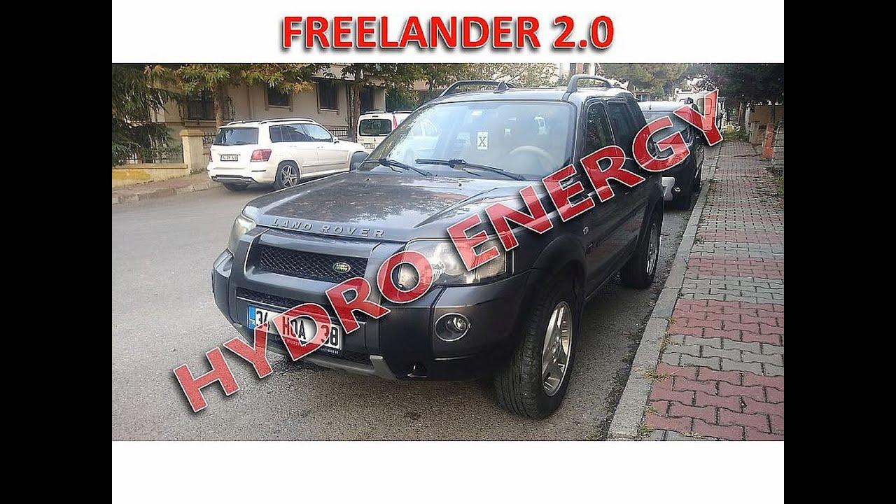 land rover freelander yakıt tasarruf cihaz montajı