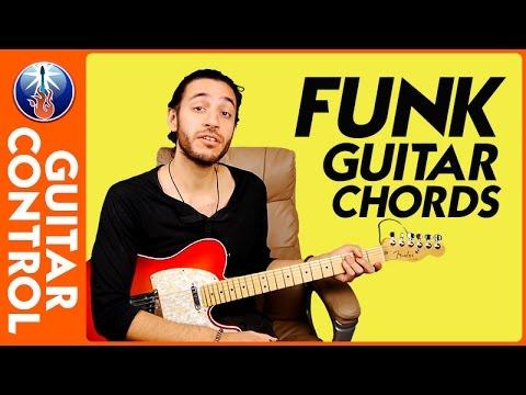 Funk Guitar Chords - Retro Style Hybrid Chord Progressions