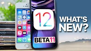 iOS 12 Beta 11! 7 Features/Changes