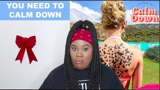 Taylor Swift   You Need To Calm Down |REACTION|