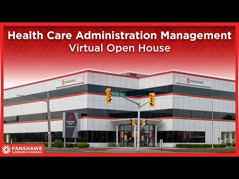 Health Care Administration Management | Virtual Open House and ...