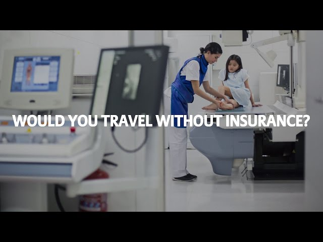 Would you travel without travel insurance?