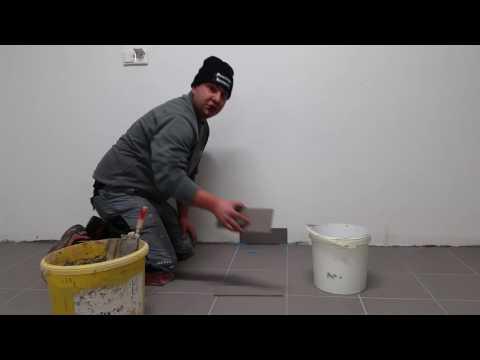 Sockel Fliesen Verlegung Bodenfliesen