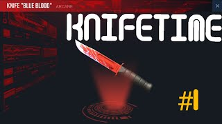 KNIFETIME #1 STANDOFF 2