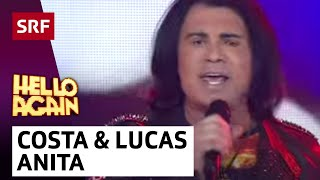 Costa und Lucas Cordalis mit Anita - Hello Again