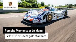 Le Mans: the Porsche Success Story – Episode 5