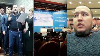 Патриот жестко высказал в лицо акиму области все, что думает про Назарбаева и олигархов / БАСЕ
