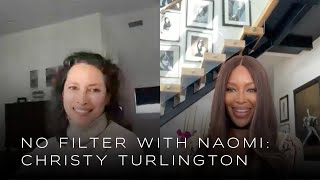Christy Turlington Helps Celebrate Naomis 34 Years Of Modeling Anniversary | No Filter With Naomi