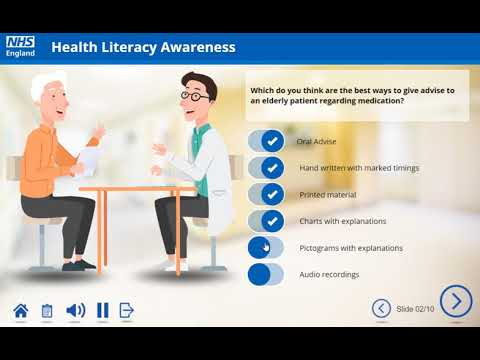 Health Literacy Awareness