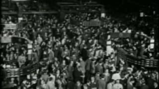 1929 Wall Street Stock Market Crash
