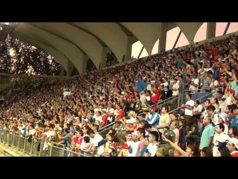 """""""Los Cruzados Ceatolei en la Florida (HD) / 31-03-2012"""" Barra: Los Cruzados • Club: Universidad Católica • País: Chile"""