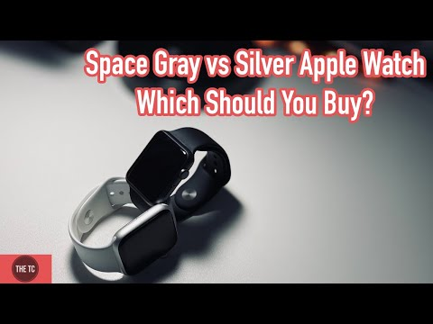 Space Gray vs Silver Apple Watch - Which Should You Buy?