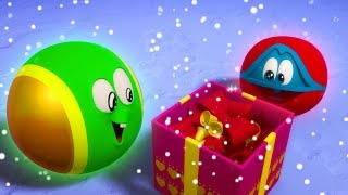 Opening Christmas Presents!? Christmas Special Episode | Cartoon for Kids by Cartoon Candy