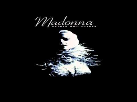 Madonna Deeper And Deeper (Demo)