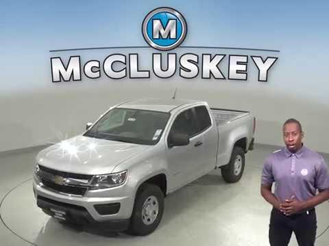 New 2019 Chevrolet Colorado Base