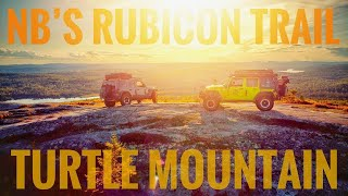 The Conquest of Turtle Mountain | NB's Rubicon Trail
