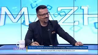 Imazh - VV nuk e pranon vendimin e Kushtetueses, paralajmëron protesta 29.05.2020