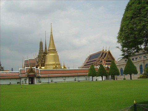 Verkenning van Bangkok