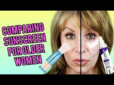 video thumbnail Sunscreen Makeup for Women Over 40? Summer Ready Look Tips and Tricks