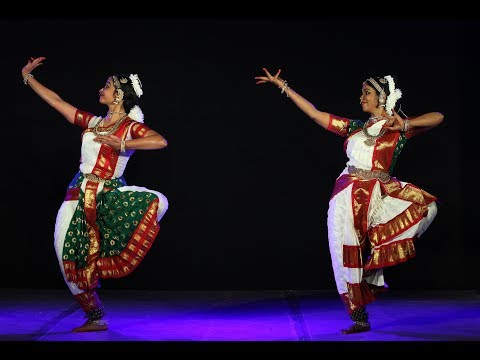 Smt. Shobha Korambil & Harinie Jeevitha - Kuchipudi & Bharathanatyam - Sridevi Nrithyalaya