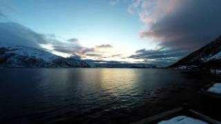 Time lapse Norway