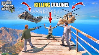 GTA 5 : THE END OF MILITARY COLONEL    BB GAMING