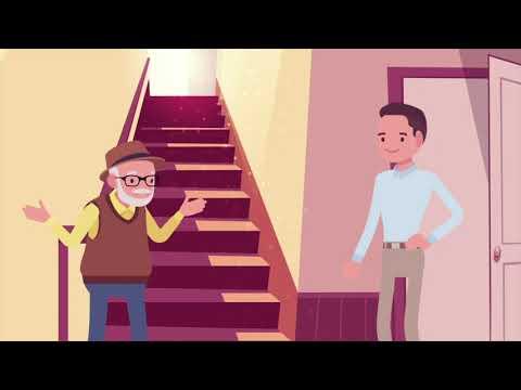 阿土伯在早年買了一棟老舊公寓,近幾年來每逢地震常常覺得房子快倒榻了,好家在住了一位鄰居是國產達人小吳,能馬上回應阿土伯的煩惱。
