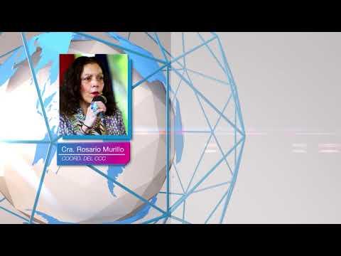 Compañera Rosario: Gobierno está comprometido a garantizar el derecho de todos los nicaragüenses