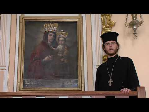 Odpustová slávnosť Klokočov - Ikona Presvätej Bohorodičky (o. Martin Mráz)