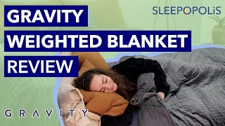 Gravity Weighted Blanket Review 2020 - Does It Reduce Stress?