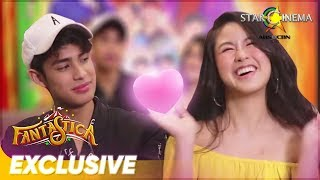 DonKiss Plays the Song Association Game!   'Fantastica'