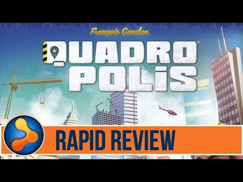 Quadropolis Rapid Review - Final Thoughts, No Gameplay