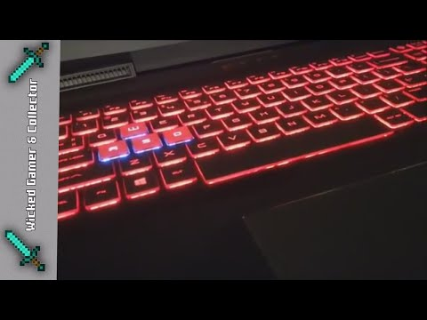 2017 HP Omen 17 inch 120hz IPS / GTX 1070 Nvidia / Gaming Laptop Notebook / Portable Game /// Review