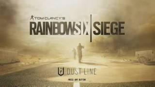 Rainbow Six Siege | Dust Line Main Music Theme