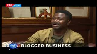 Blogger business in Kenya | YOUTH CAFE