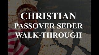 Broken For You: A Messianic Passover Seder Walk-Through