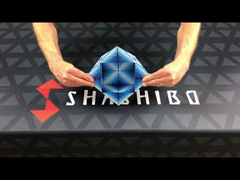 Shashibo - The Shape Shifting Box - Blue Planet