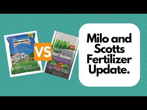 Download Milorganite Vs Scotts Fertilizer Video 3GP Mp4 FLV HD Mp3